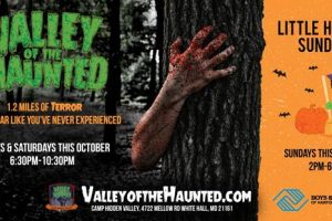 Boys & Girls Clubs of Harford County's Valley of the Haunted opens for the season Oct. 14