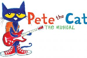 "TheatreworksUSA to perform ""Pete the Cat"" at the Amoss Center April 7"