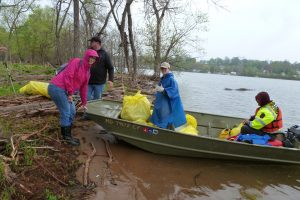 Annual River Sweep clean-up comes to Havre de Grace, Conowingo, Perryville, Port Deposit and Garrett Island April 22