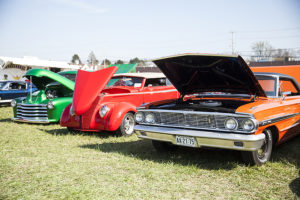 """Romancing the Chrome"" car show comes to Jarrett's Field April 29"