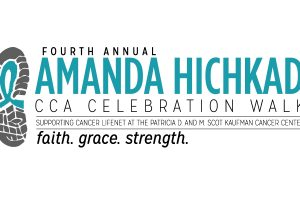 Fourth Annual Amanda Hichkad CCA Celebration Walk postponed to June 3
