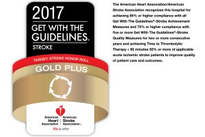 UM UCMC earns national recognition for its stroke treatment
