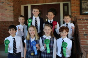 New Covenant Christian School students excel in international math competiton