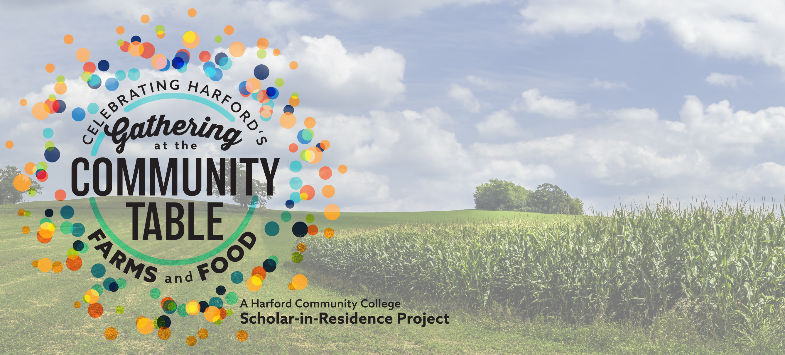 Harford Community College S First Scholar In Residence Program