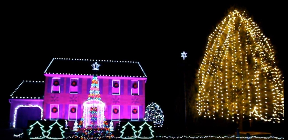 Christmas Lights To Music.The 2018 Kurtz Christmas Lights To Go Live Dec 7 Continue